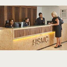 Harley Street Medical Centre - Reception