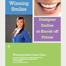 Winning Smiles Dental Clinic - Have the smile that you deserve at Winning Smiles Dental Clinic