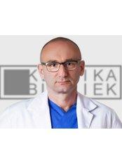 Klinika Bieniek - Doctor Andrzej Bieniek