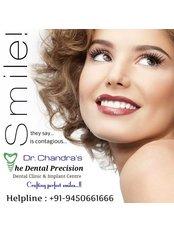 Dr. Chandra's -THE DENTAL PRECISION- Dental Clinic - image1