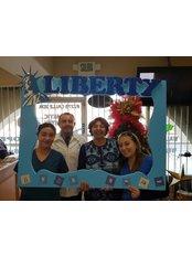 Liberty Dental Clinic - Satisfied patient at Liberty Dental Tijuana
