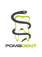 Pomadent - 1A Pomadent logo