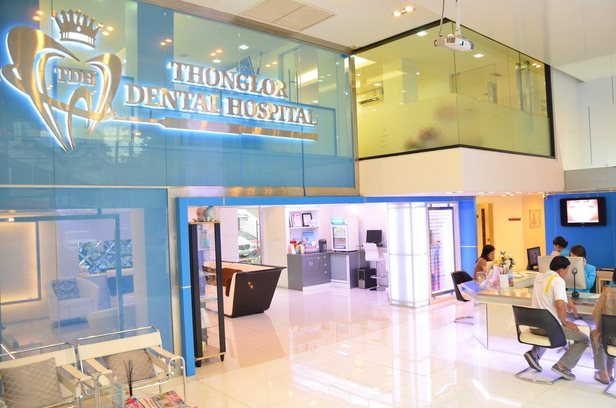thonglor dental hospital in bangkok  thailand