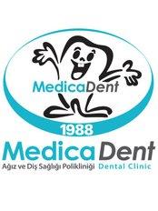 Medicadent Oral and Dental Health Policlinic - Istanbul - Medicadent Logo