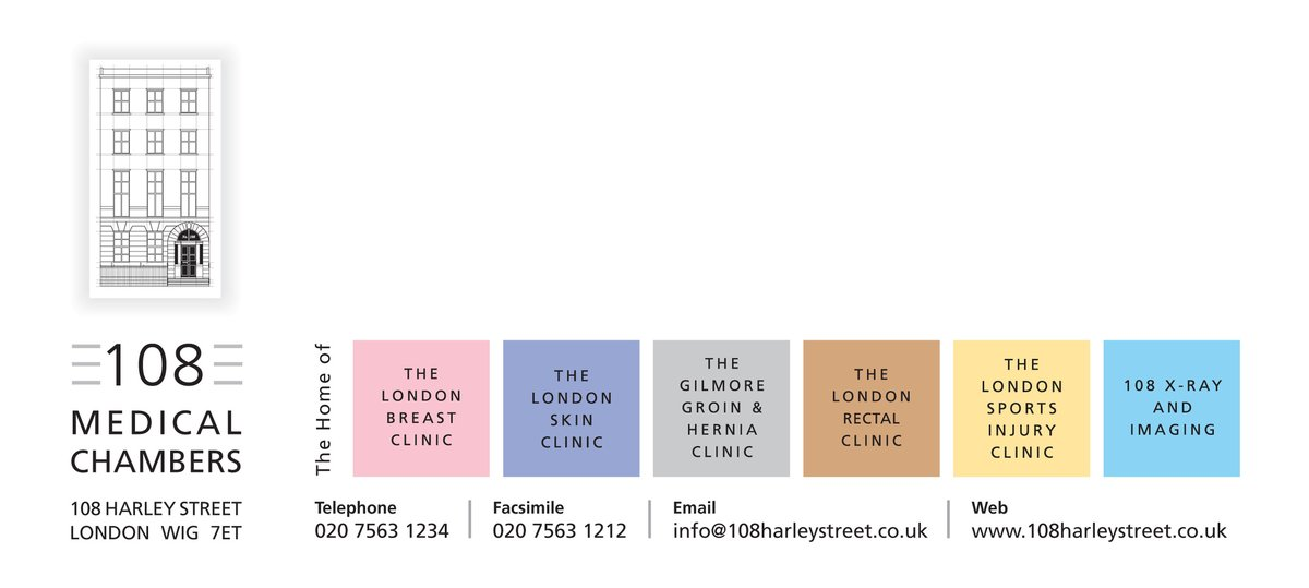108 Medical Chambers - Private Dermatology Clinic in Harley Street ...