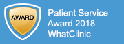 WhatClinic Patient Service Award 2017