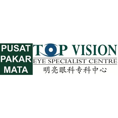 Pusat Pakar Mata Top Vision - Pusat Pakar Mata Top Vision Logo