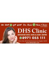 DHS Clinic - Look Confident