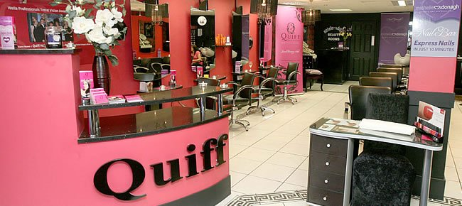 Quiff hair studio hairdresser barber in galway for 201 twiggs studio salon