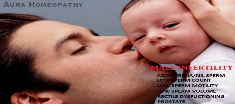 Homeopathy treatment for low sperm count India
