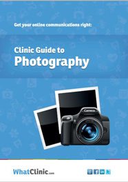 Cover of Guide to Photography showing camera