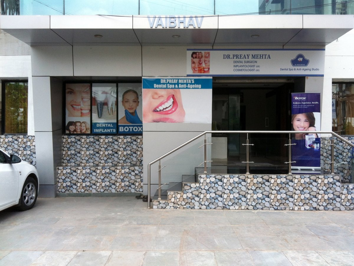 Dr Preay Mehta S Dental Spa Implant Dentist In Vadodara