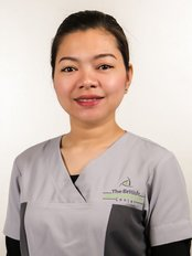 British Lasik And Cosmetic Surgery Center - GLENAH MARIE DELALUNA DENTAL ASSITANT