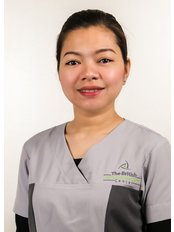 British Lasik And Cosmetic Surgery Center - GLENAH MARIE DELALUNA DENTAL ASSITANT