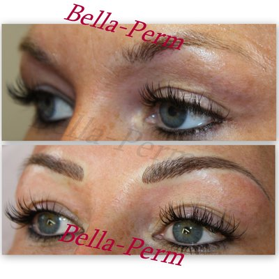 Bella-Perm - eyebrows
