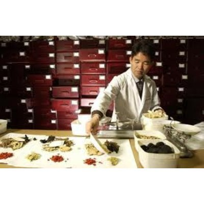 Chinese Doctor acupuncture and herbs - herbs